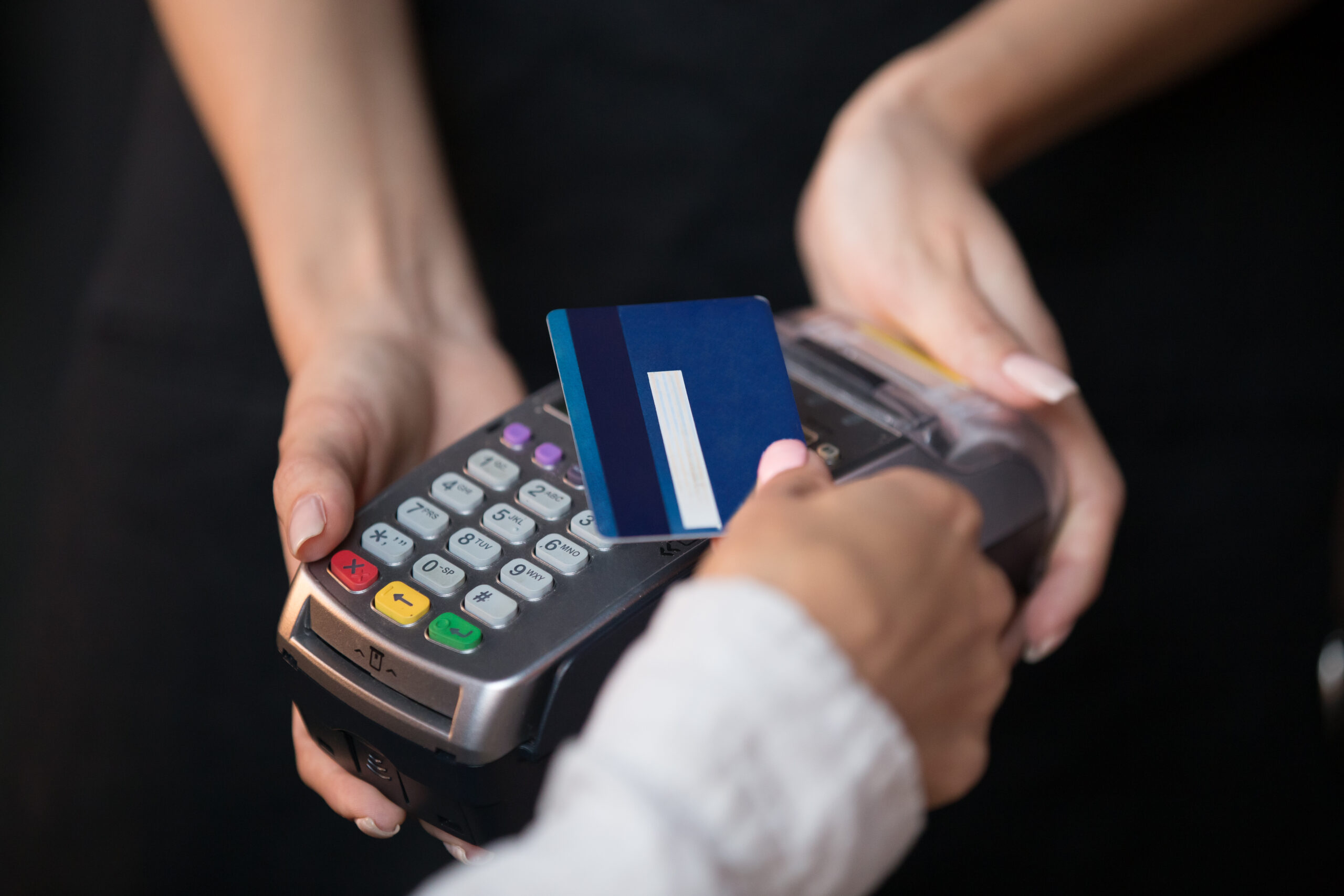 Eftpos now available